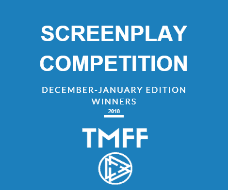 December-January 2018 Screenplay Competition Winners