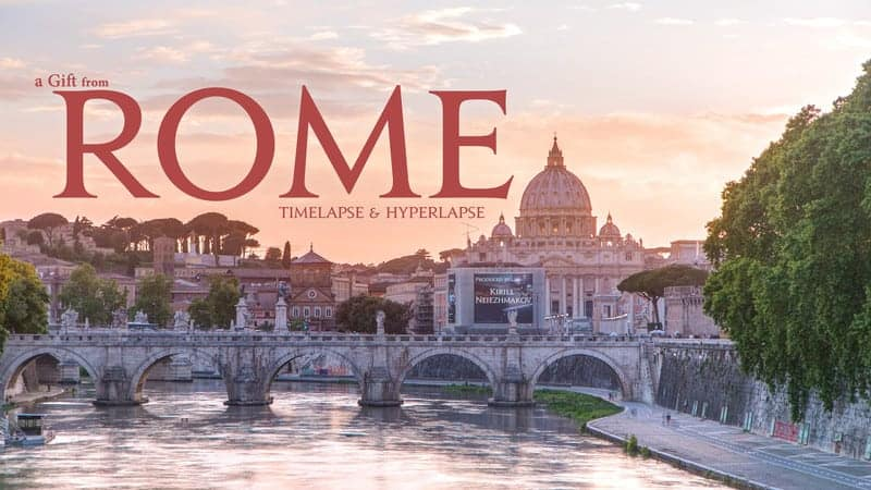 A Gift from Rome