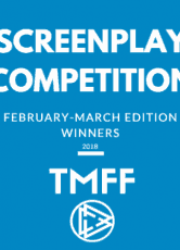 February-March 2018 Screenplay Competition Winners
