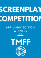April-May 2018 Screenplay Competition Winners