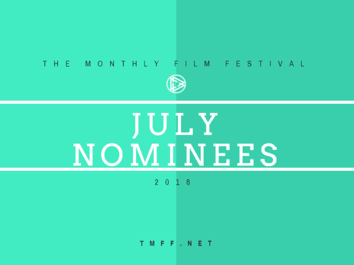 July 2018 Nominees Announced
