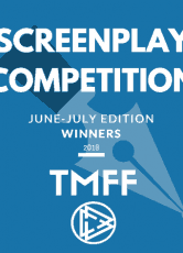 June-July 2018 Screenplay Competition Winners