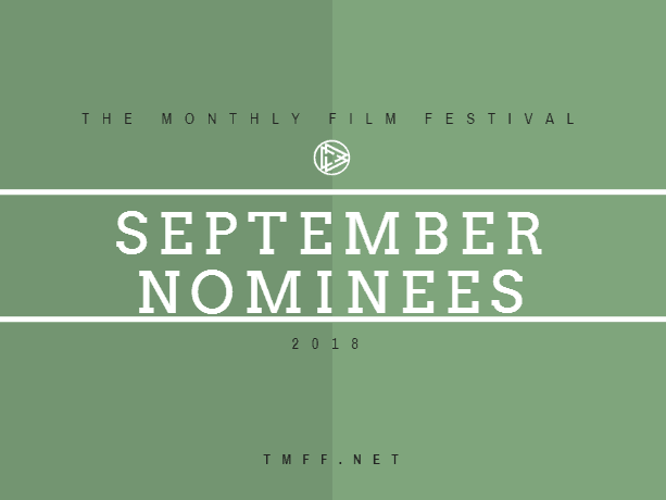 September 2018 Nominees Announced