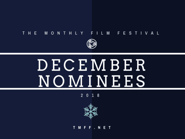 December 2018 Nominees Announced