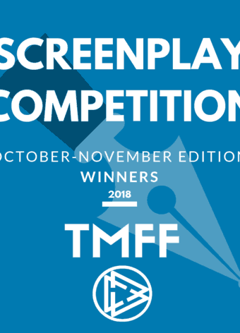 October-November 2018 Screenplay Competition Winners