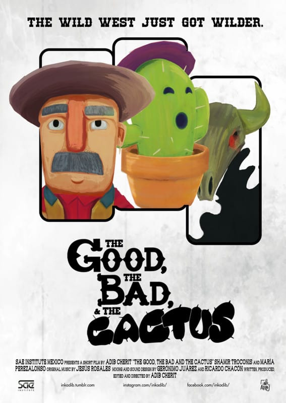 The Good, the Bad and the Cactus