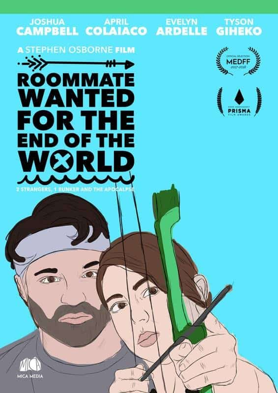 Roommate Wanted for the End of the World*