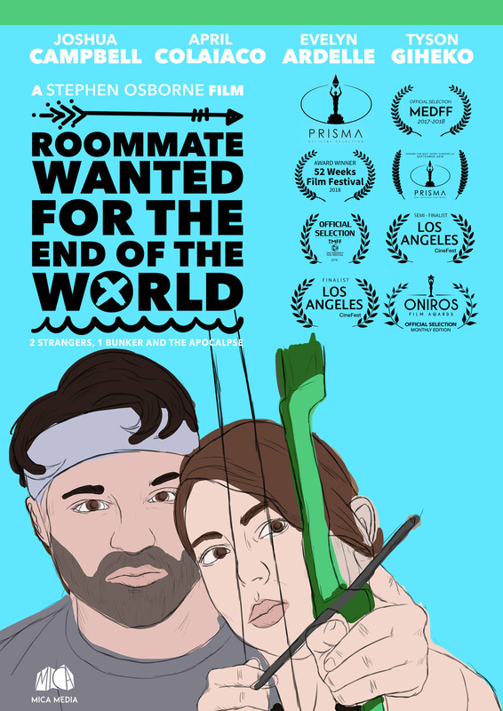 Roommate Wanted for the End of the World