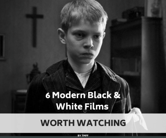 6 Modern Black & White Films Worth Watching