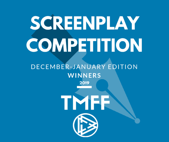December-January 2019 Screenplay Competition Winners