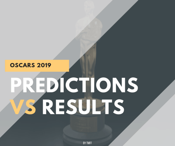Oscars 2019: Predictions vs Results