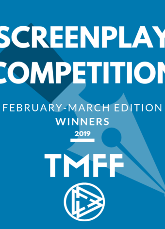 February-March 2019 Screenplay Competition Winners