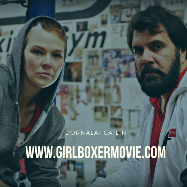 Girl Boxer (TRAILER)