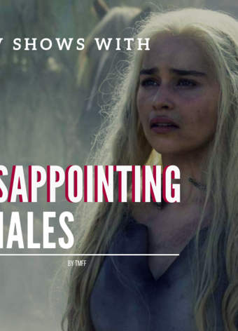 5 TV Shows With Disappointing Finales