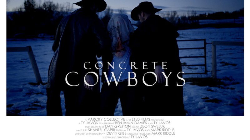Concrete Cowboys (TRAILER)
