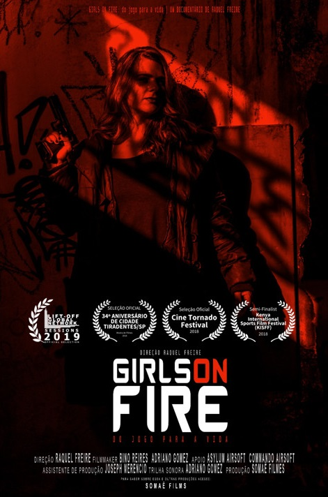 Girls on Fire (TRAILER)