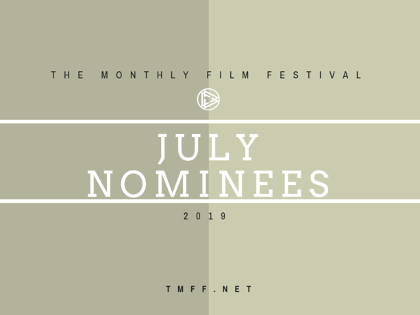 July 2019 Nominees Announced