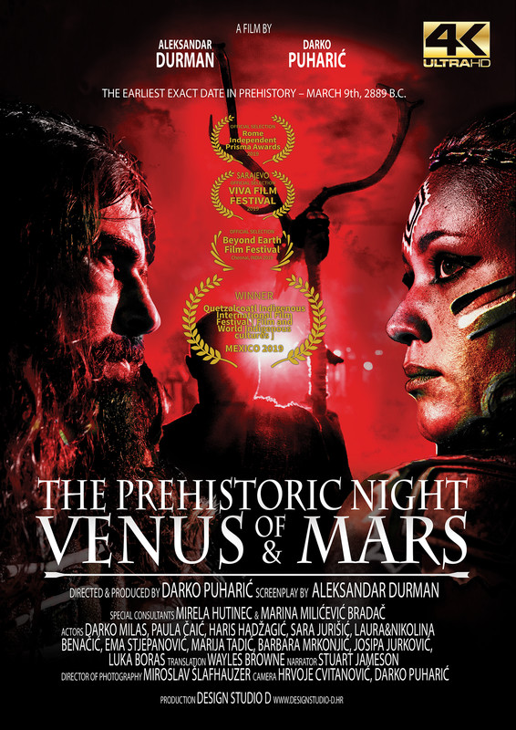 The Prehistoric Night of Venus and Mars*