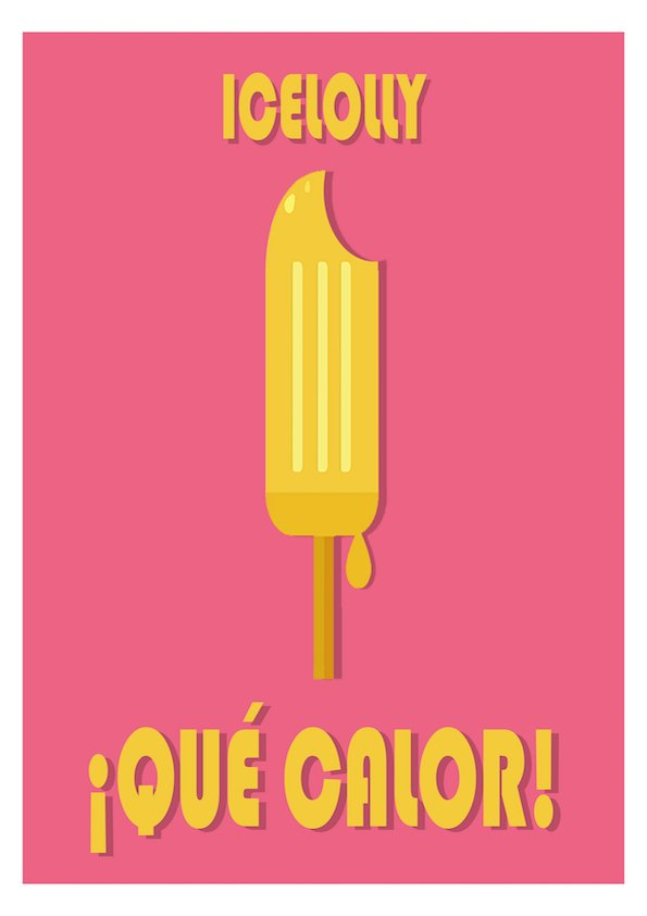Icelolly - ¡QUÉ CALOR!