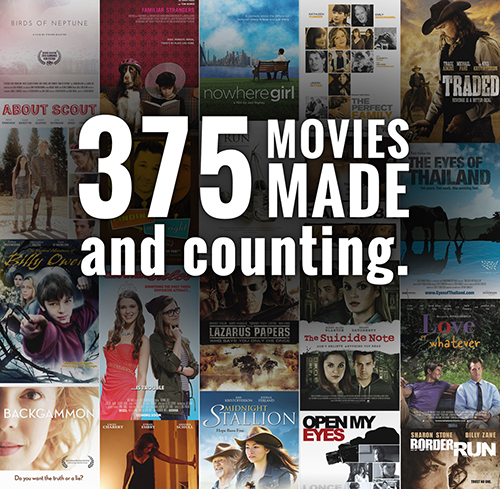 375 Movies Made and Counting
