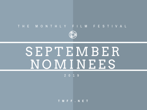 September 2019 Nominees Announced