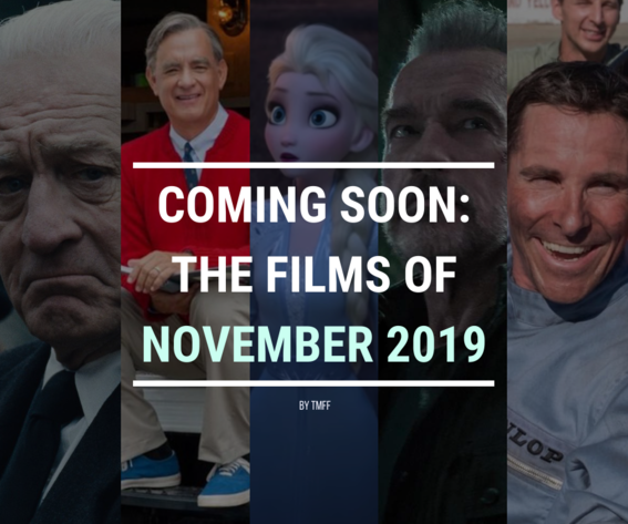 Coming Soon: The Films of November 2019