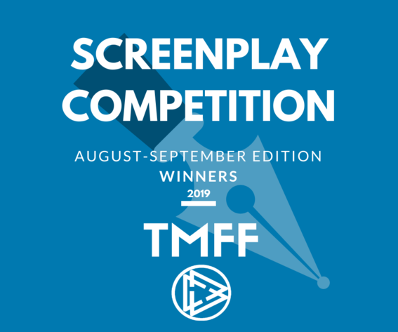 August-September 2019 Screenplay Competition Winners