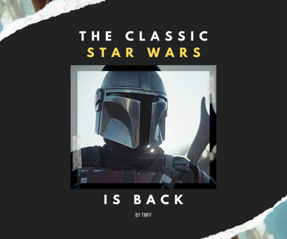 The Classic Star Wars is Back