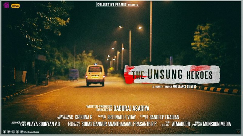 The Unsung Heroes (TRAILER)