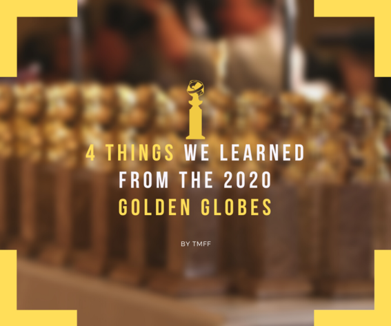 4 Things We Learned From the 2020 Golden Globes