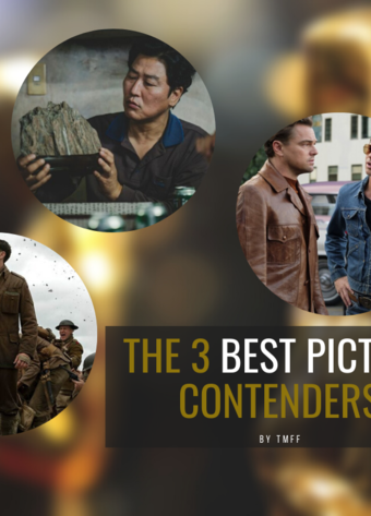 The 3 Best Picture Contenders