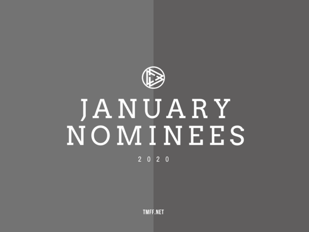 January 2020 Nominees Announced