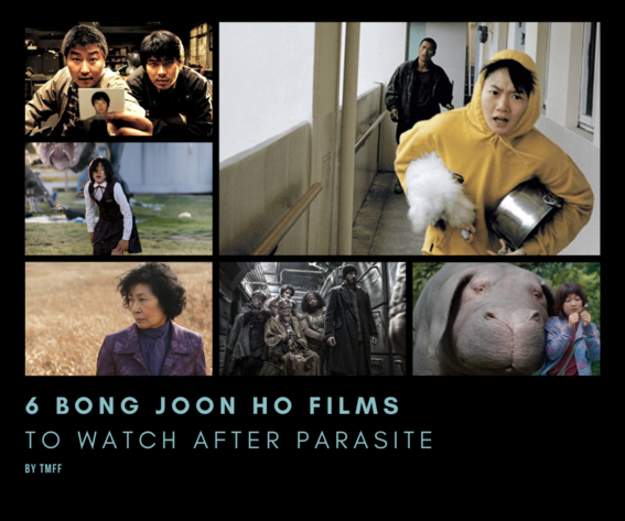 6 Bong Joon Ho Films to Watch After Parasite