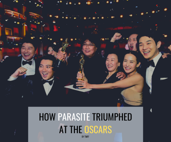 How Parasite Triumphed at the Oscars