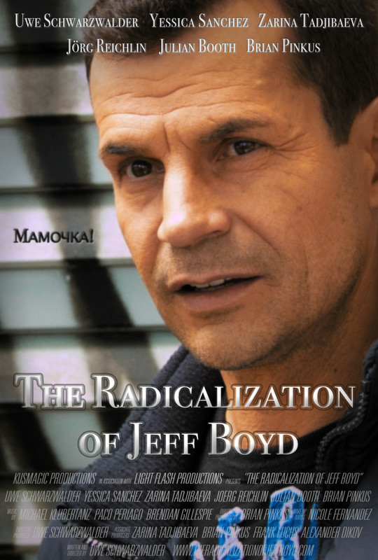 The Radicalization of Jeff Boyd*