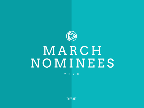 March 2020 Nominees Announced