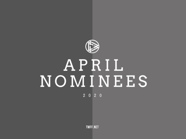 April 2020 Nominees Announced