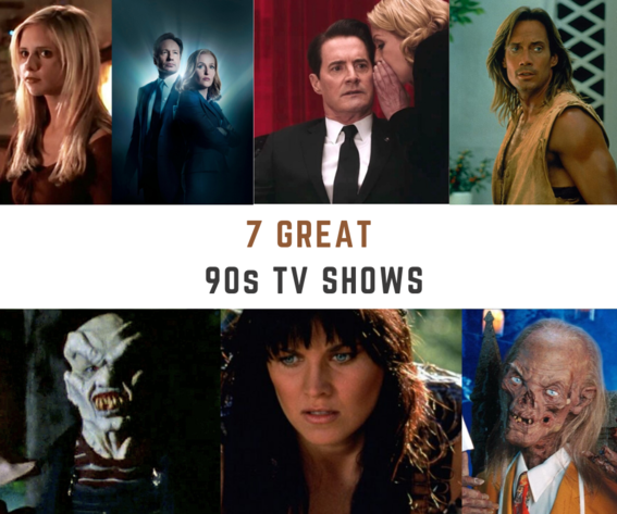 7 Great 90s TV Shows