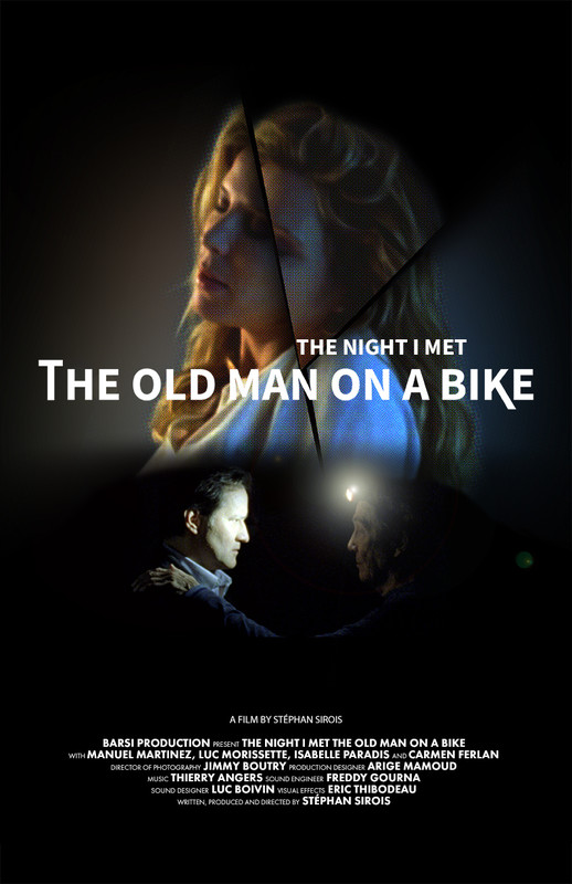 The night I met the old man on a bike*