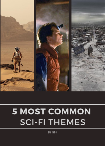 5 Most Common Sci-Fi Themes