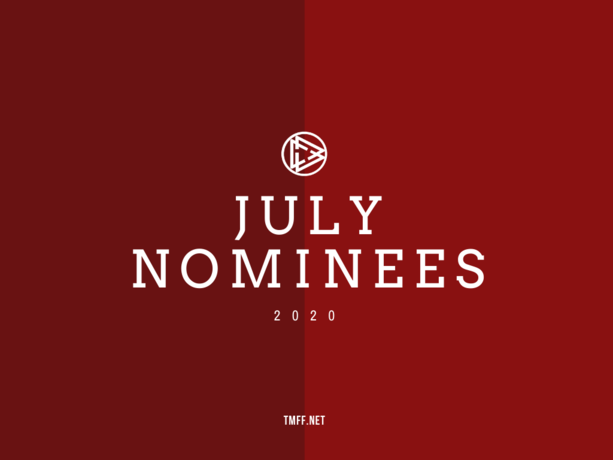 July 2020 Nominees Announced