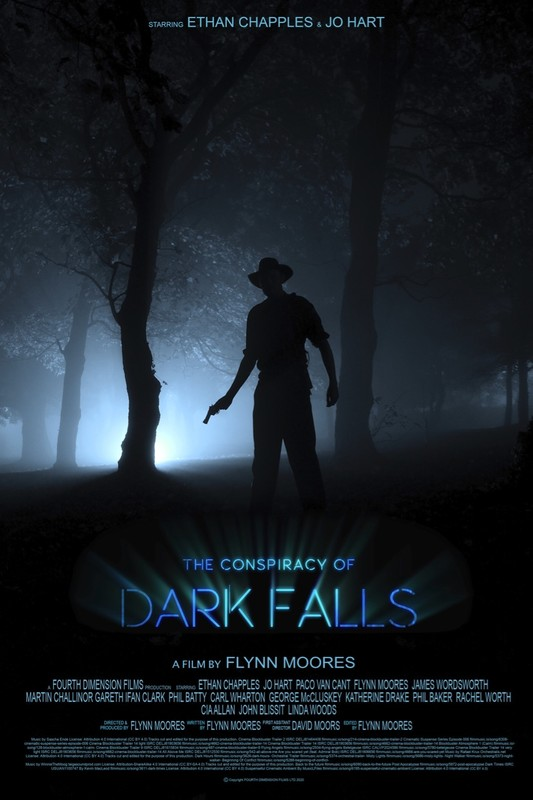 The Conspiracy of Dark Falls (TRAILER)