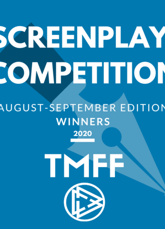 August-September 2020 Screenplay Competition Winners