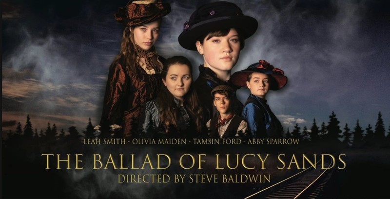 The Ballad of Lucy Sands (TRAILER)