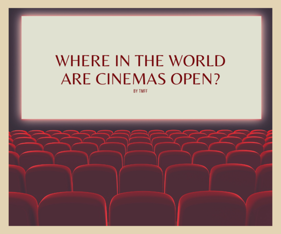 Where in the World are Cinemas Open?