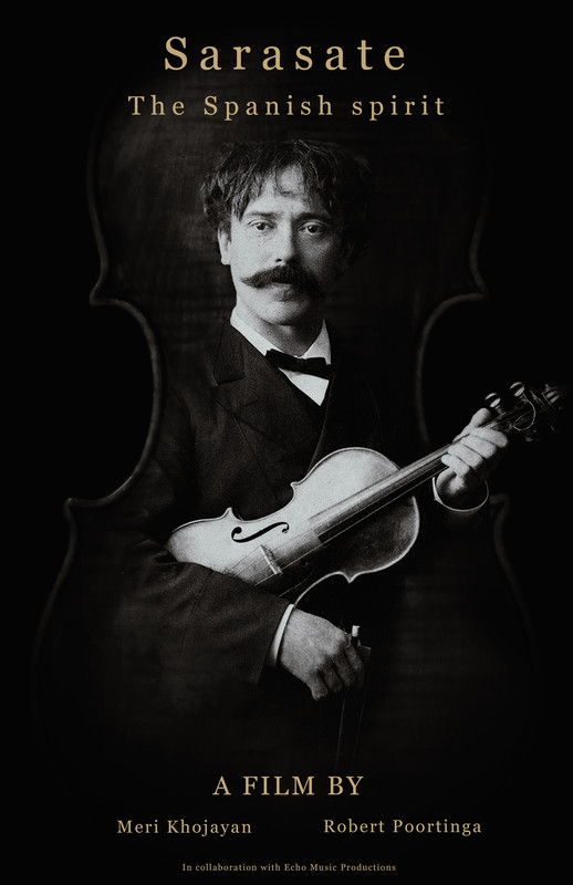 Sarasate 'The Spanish Spirit' (TRAILER)
