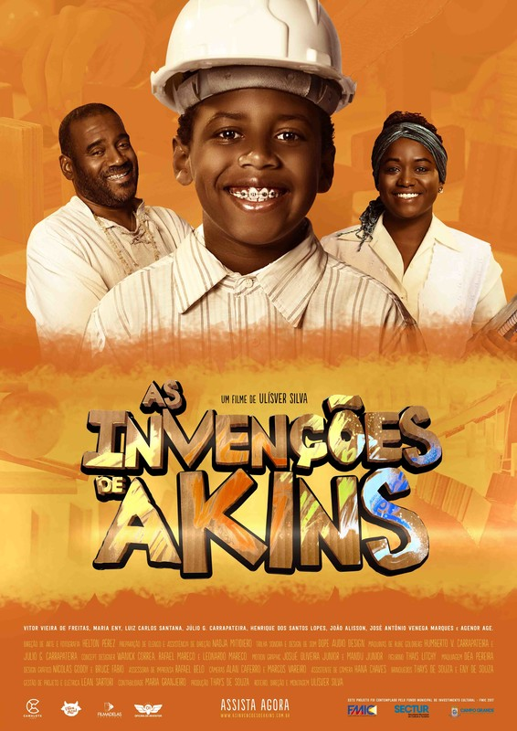 The Inventions of Akins (TRAILER)