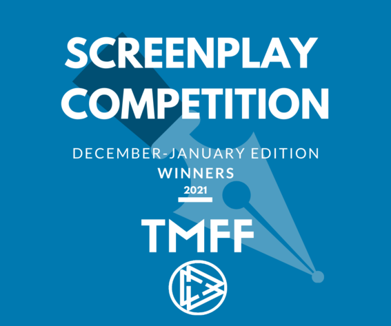 December-January 2021 Screenplay Competition Winners