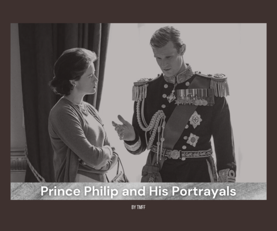 Prince Philip and His Portrayals