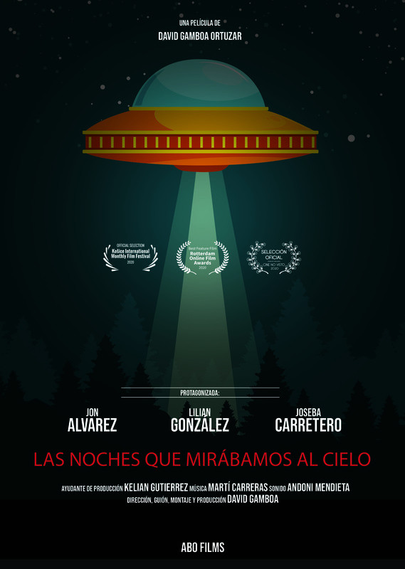 The nights we looked at the sky (TRAILER)